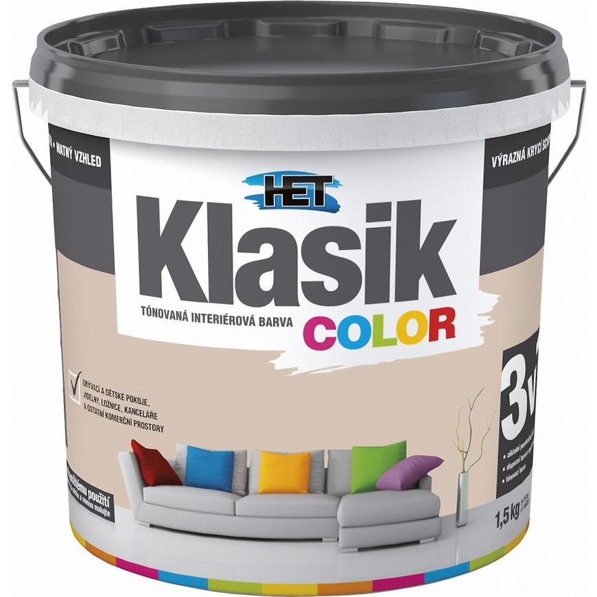Het Klasik Color 0238 béžový muškátový 1,5kg