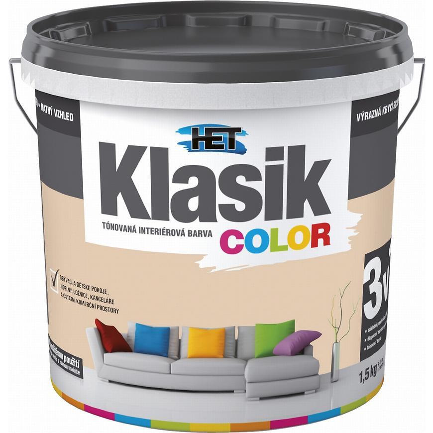 Het Klasik Color 0247 béžový krémový 1,5kg