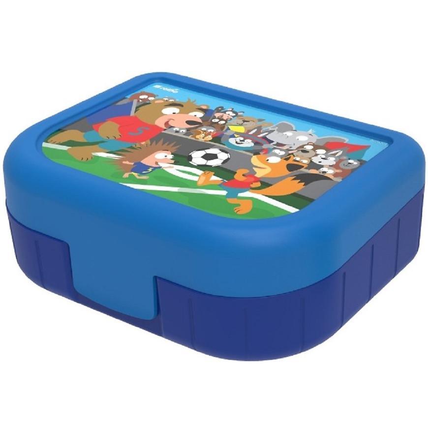 Svačinová krabička 1l Memory Kids Football