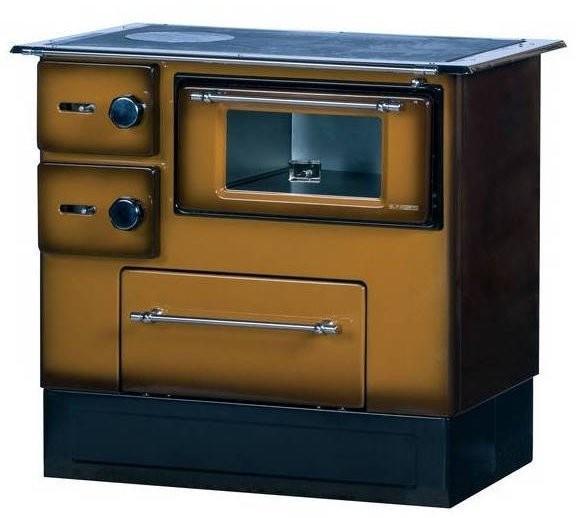Kuchyňská kamna Regular 46 5 kW pravé/horní provedení DeLux