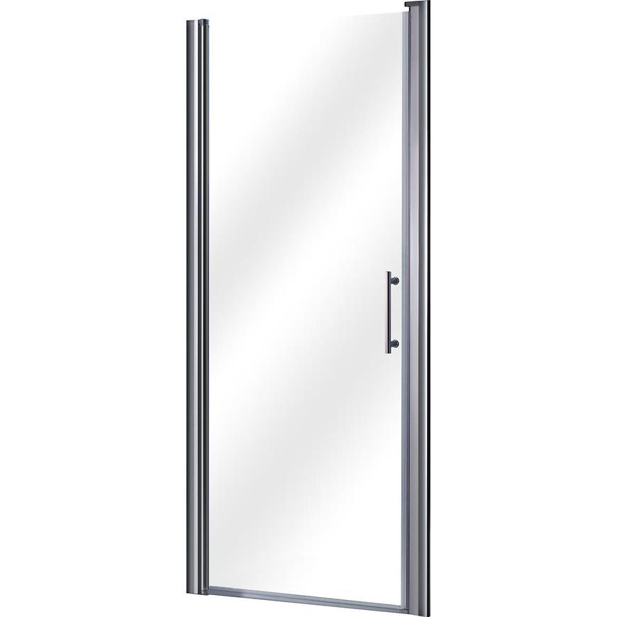 Sprchové dveře Samos 95x190 čiré sklo-chrom