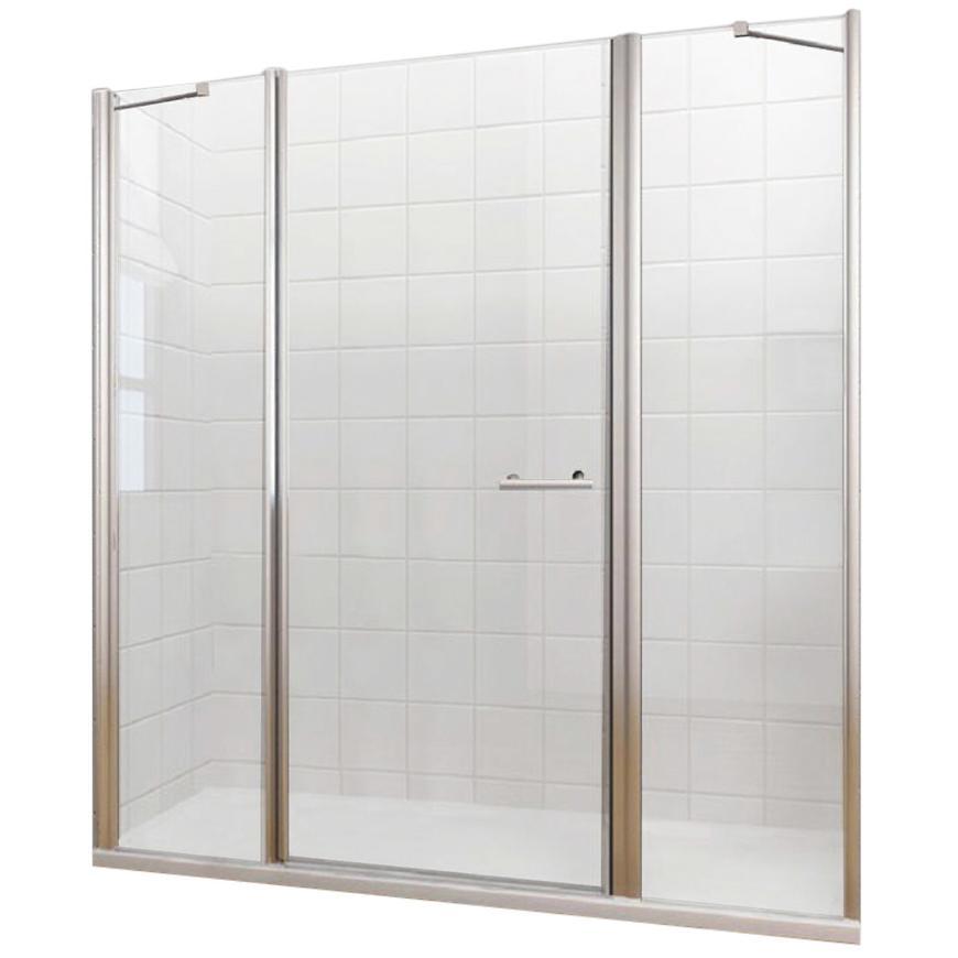 Sprchové dveře Lily 140X195 čiré sklo-chrom