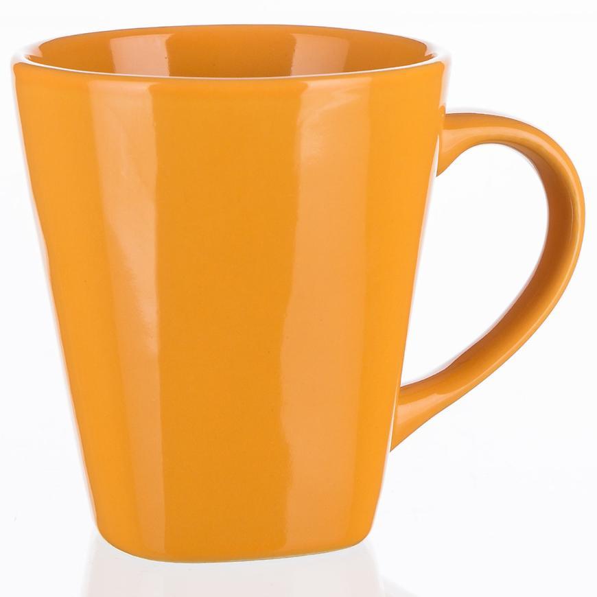Hrníček Asymo 180 ml, oranžový 60221501