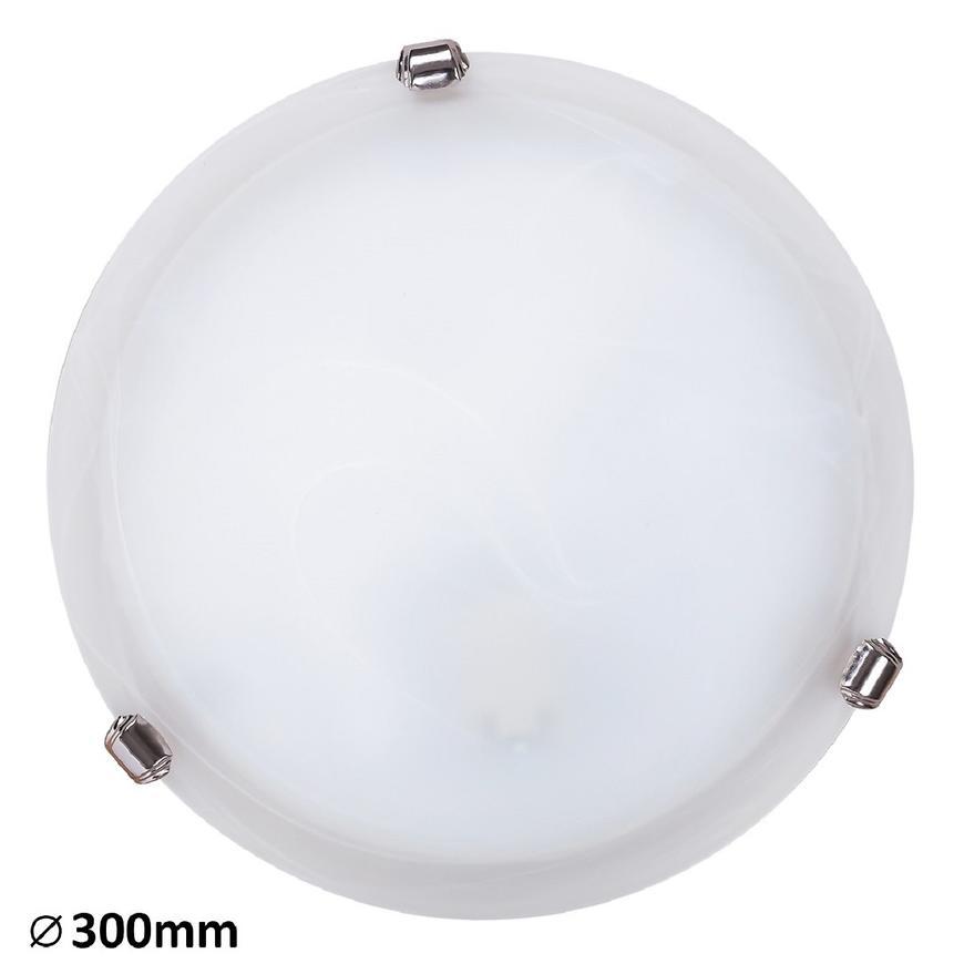 Svítidlo Alabastro 3202 bílá D30