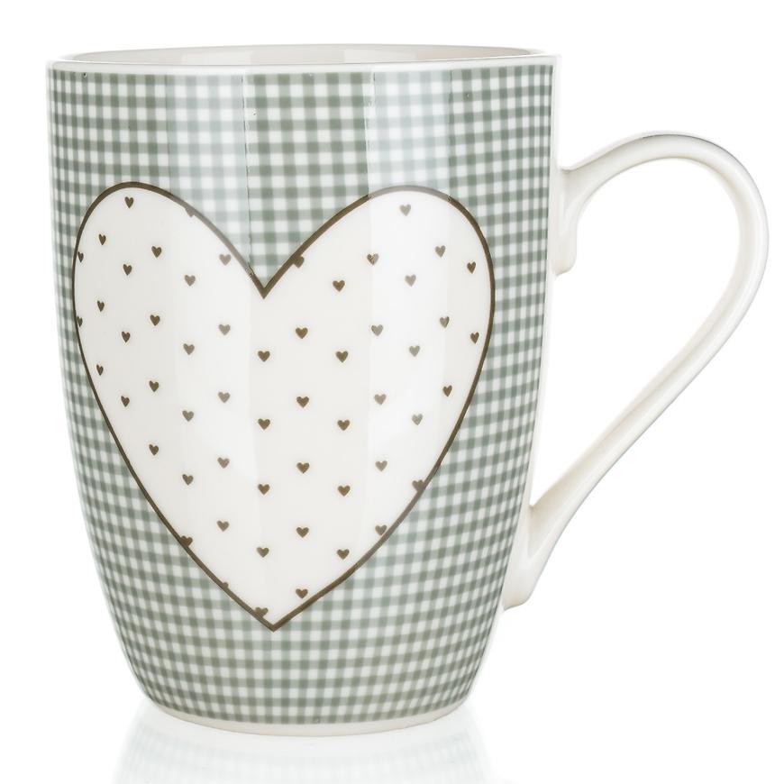 Hrníček keramický Sweet Heart 340ml 60225001