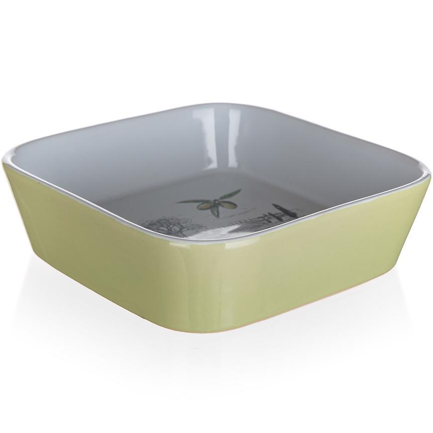 Salátová miska keramická Onion 21x 21x5 cm 60335301