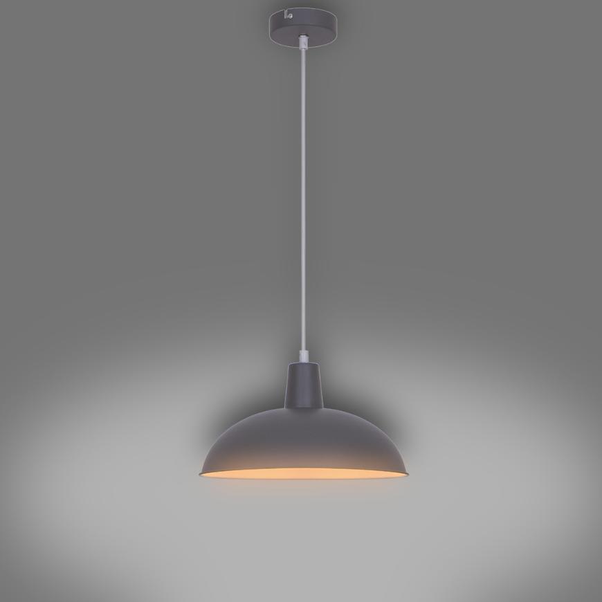 Svítidlo F19002-1P GREY LW1