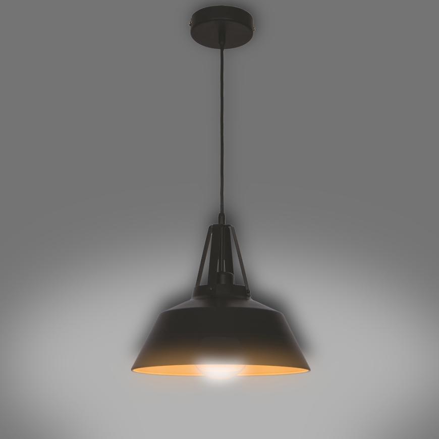 Svítidlo P18257-D30 BLACK LW1