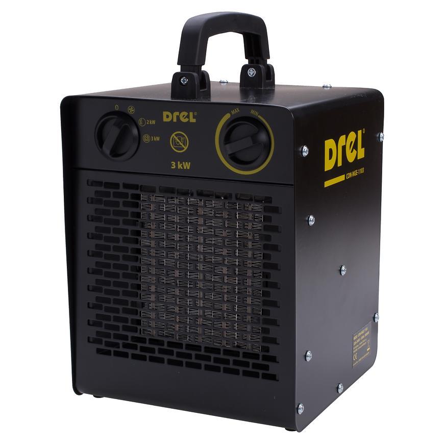 Elektrické topidlo Drel 3 KW/220 V