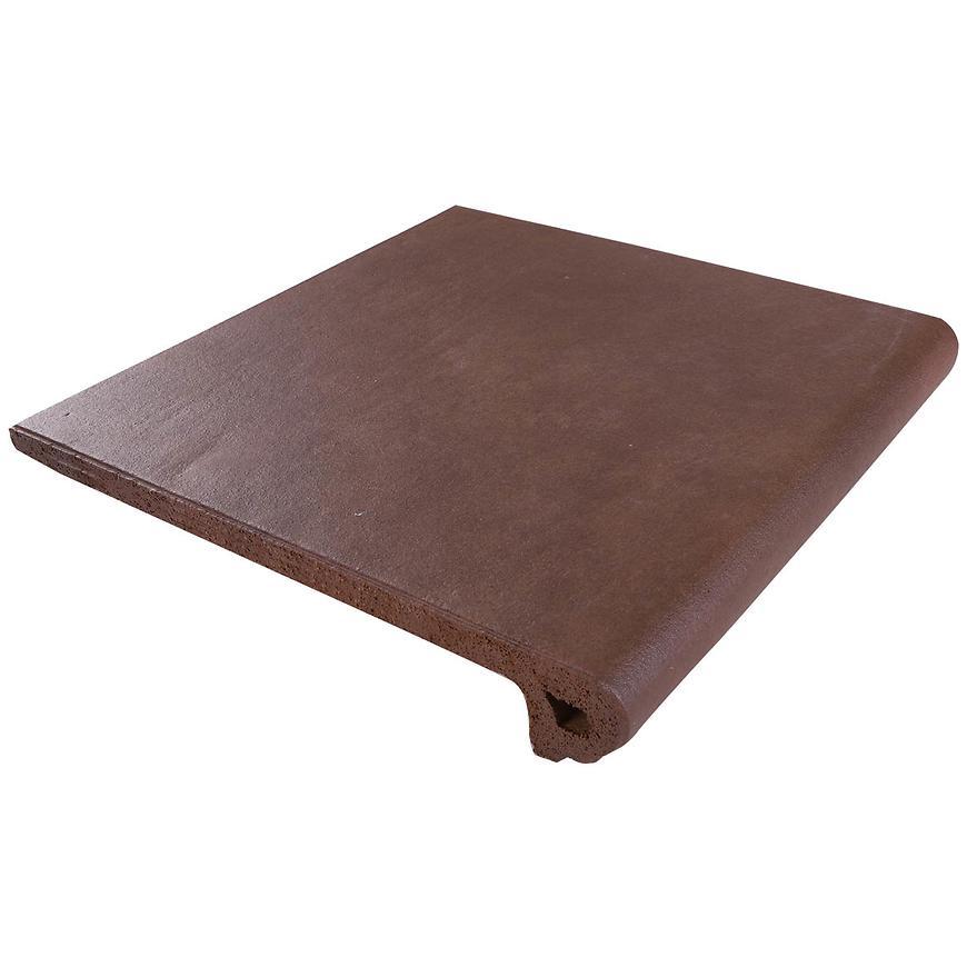 Dlažba schodová Peldano Capri Chocolate 32,5/33