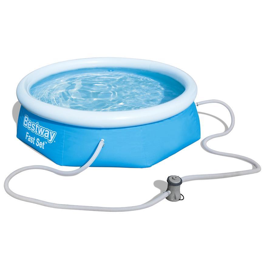 Bazén samonosný 2.44 x 0.66 m s filtrací 57268