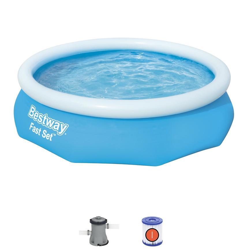Bazén samonosný 3.05x0.76m s filtrací 57270