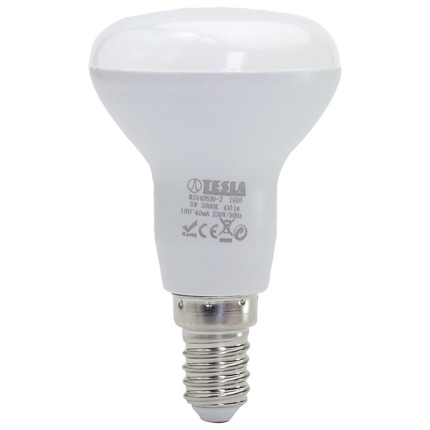 LED žárovka Reflektor R50 5W E14 3000K