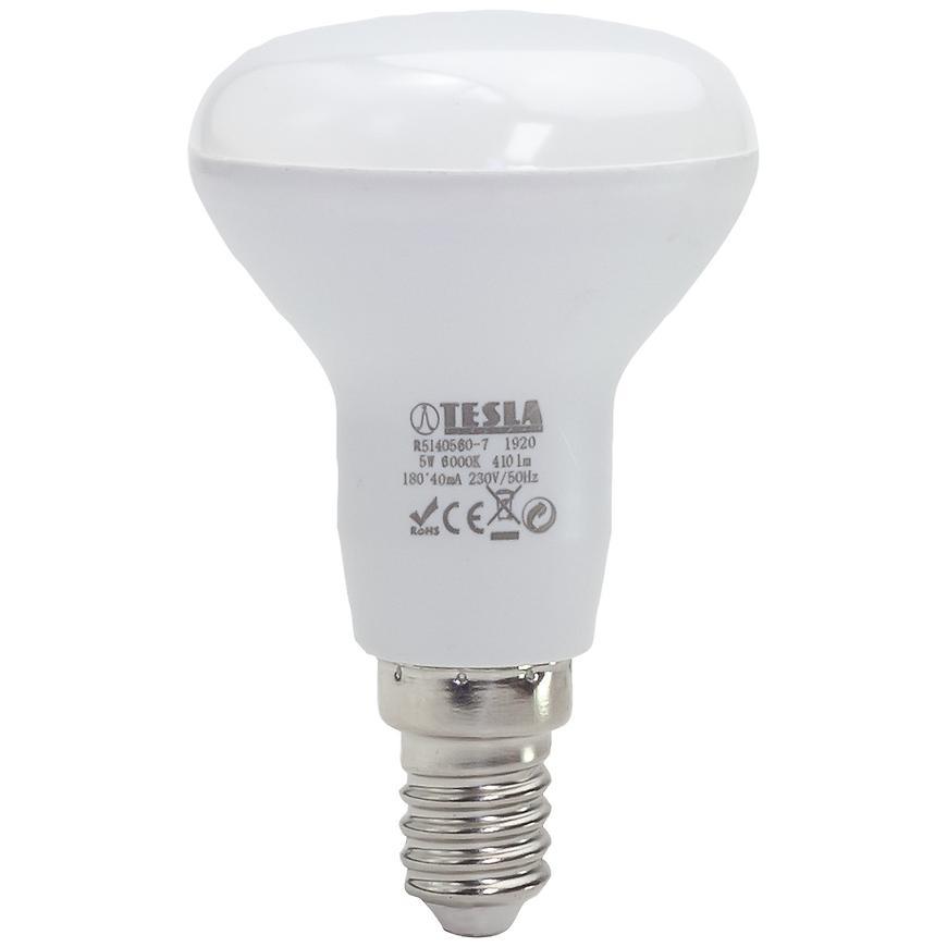 LED žárovka Reflektor R50 5W E14 6500K