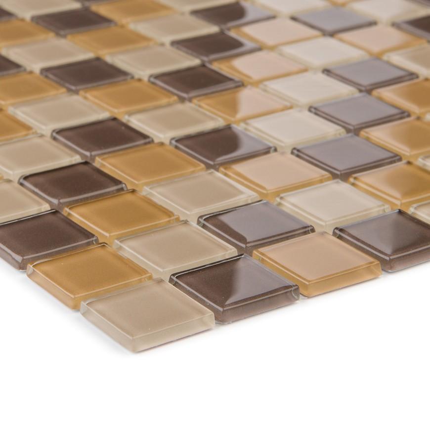 Mozaika hellbraun mix 41046 30x30x0,4