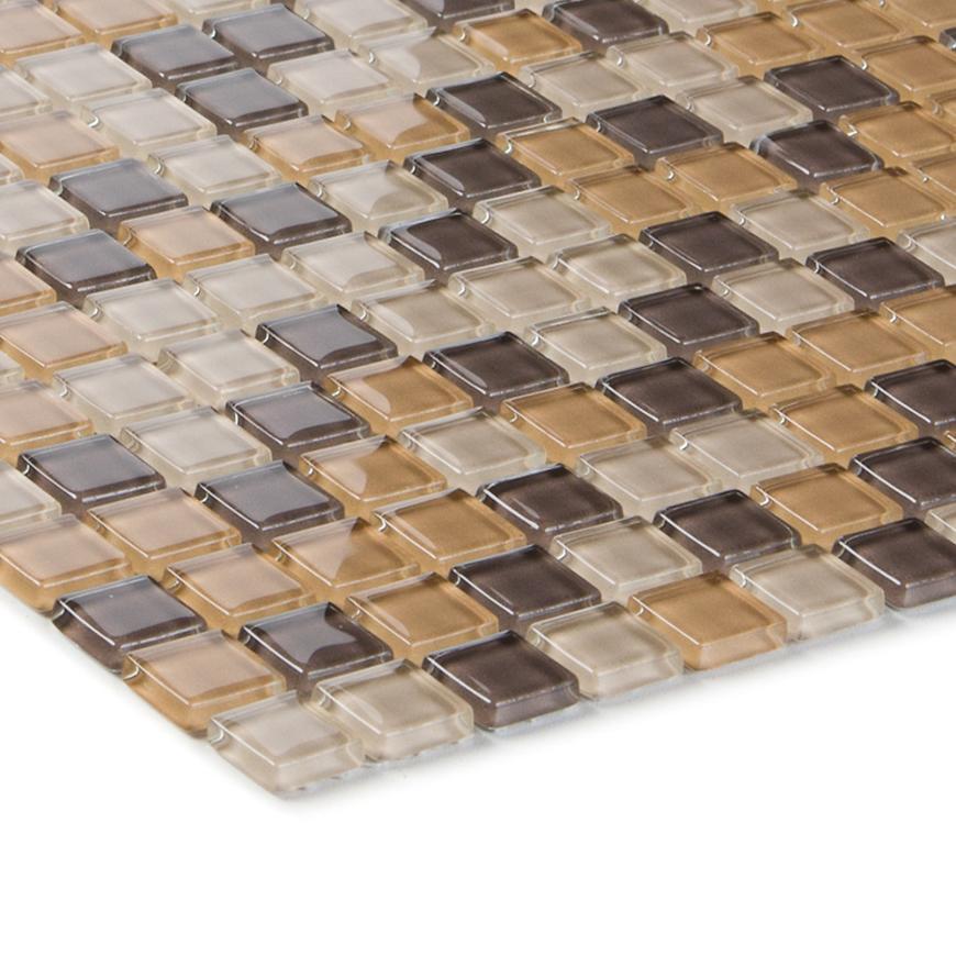 Mozaika braun beige 53186 30x30x0,4