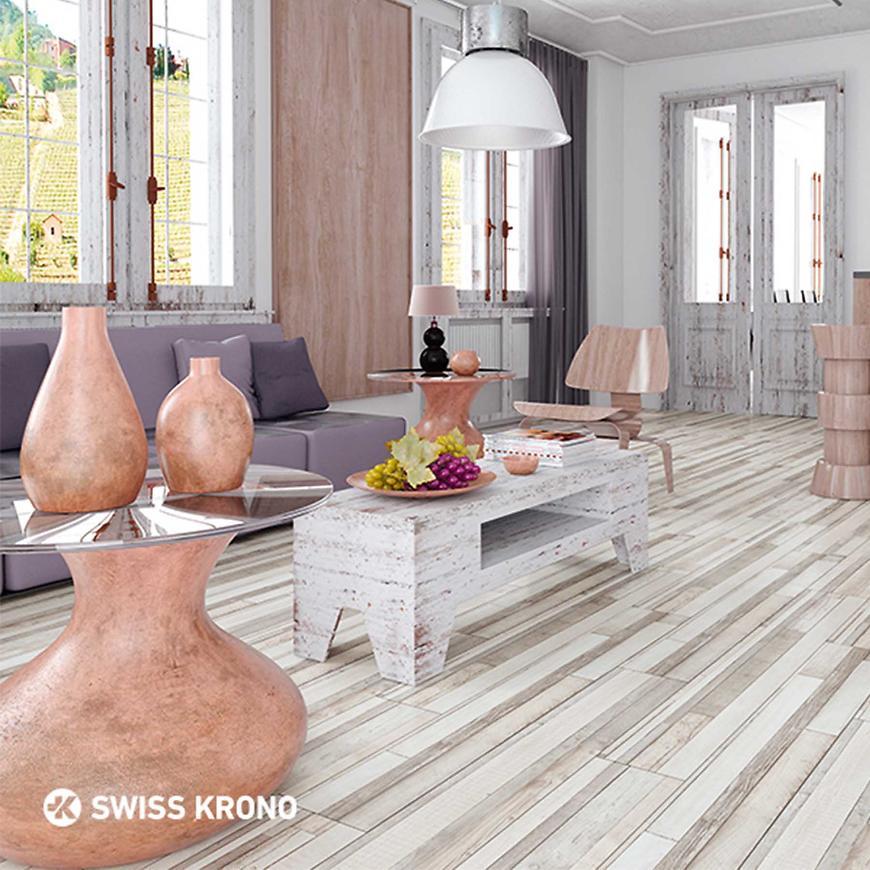Laminátová plovoucí podlaha Route Des Vins 10mm AC5  Céder Cabernet 3755