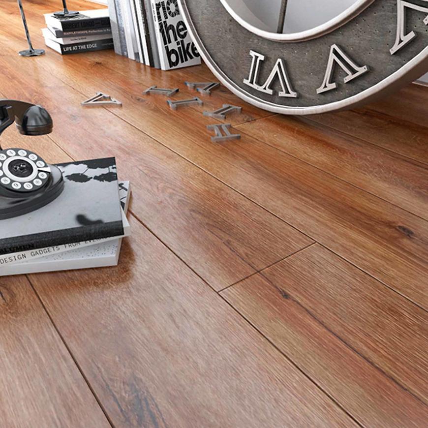 Laminátová plovoucí podlaha Marine 10mm AC4 Dub Baltic 3787